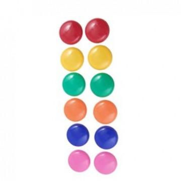 Magnetic Buttons 30mm (12 Pcs)