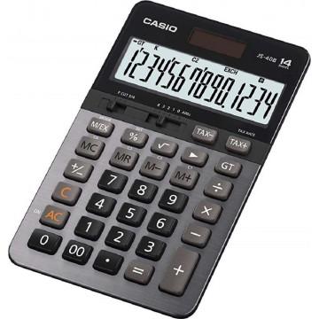 Casio Heavy-Duty Calculator (176  x 109 x 21mm) JS-40B 14 Digits