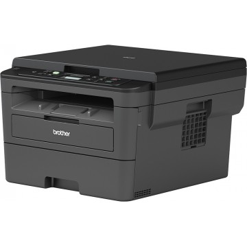 Brother 3-in-1 Monochrome Multi-Function Laser Printer DCP-L2535DW