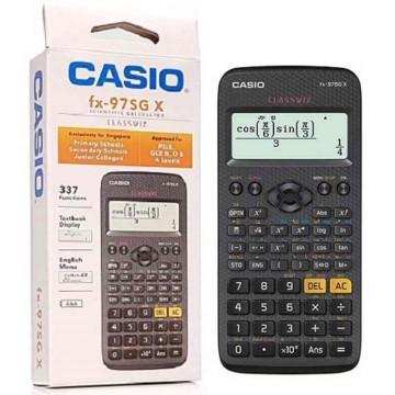 Casio Scientific Calculator fx-97SG X 10+2 Digits