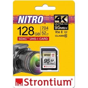 Strontium Nitro Q MicroSD Memory Card 128GB