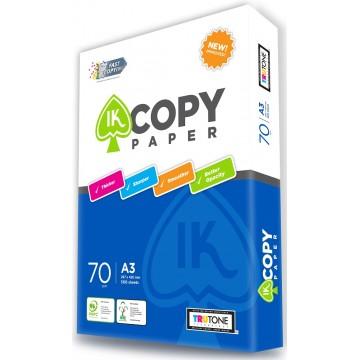 IK Copy Copier Paper 70gsm A3