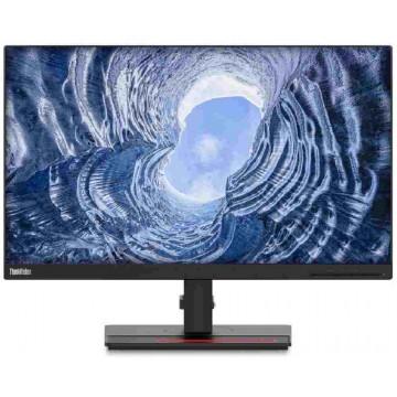 """Lenovo ThinkVision 3-Side NearEdgeless Full HD IPS-Panel LED Monitor 23.8"""""""
