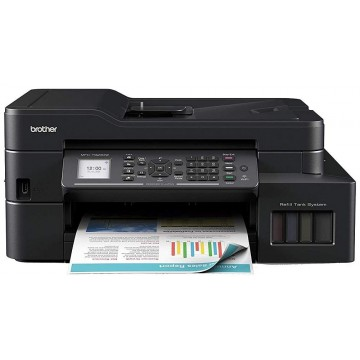 Brother 4-in-1 Colour Multi-Function Ink Tank Printer MFC-T920DW - Ready Stocks!