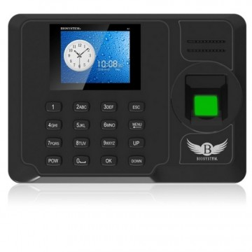 Biosystem Finger Scan Time Attendance System A6 - With Installation