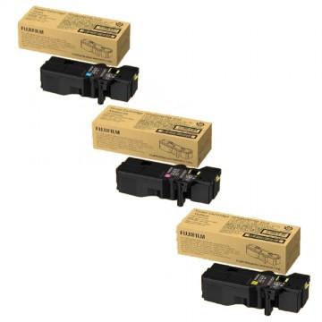 Fujifilm Toner Cartridge (CT203487, CT203488, CT203489) Colour