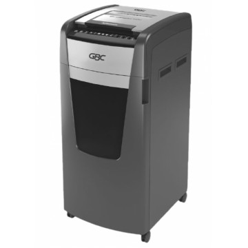 GBC Autofeed Departmental ShredMaster-600M Shredder Micro Cut 600 Sheets