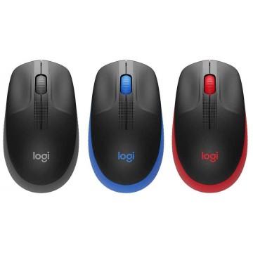 Logitech M190 Full-Size Wireless Mouse