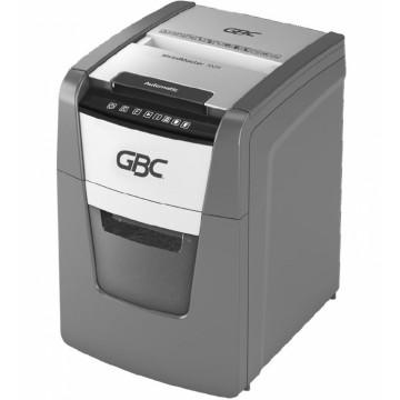 GBC Autofeed Personal Shredder ShredMaster-100X Cross Cut 100 Sheets