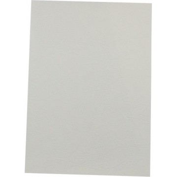 GBC Fancy Paper Presentation Cover 230gsm A4 100'S White