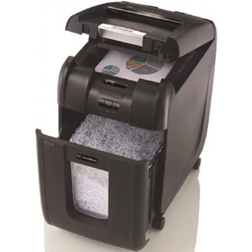 GBC Autofeed Shredder Auto+200M Micro Cut 200 Sheets