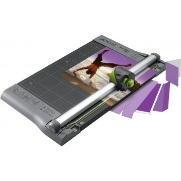 Rexel SmartCut 4-in-1 Rotary Trimmer A425 A4 10 Sheets