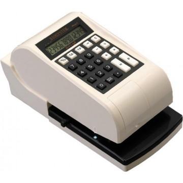 Biosystem 3-Currencies Cheque Writer iCheque-5 (S$, RM, Number)