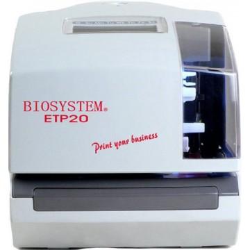 Biosystem Time & Date Stamp Printer ETP20