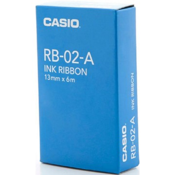 Casio Ink Ribbon RB-02-A (DR-120R, DR-210R, DR-240R, DR-270R)