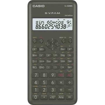 Casio Scientific Calculator fx-82MS 10+2 Digits