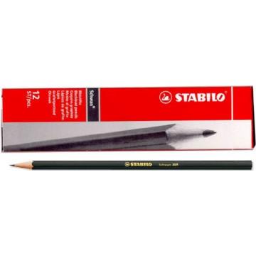 Stabilo Schwan Pencil 12'S 2B