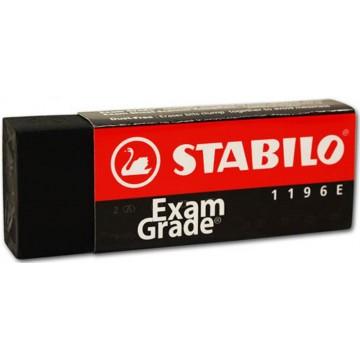 Stabilo Exam Grade Black Eraser Medium