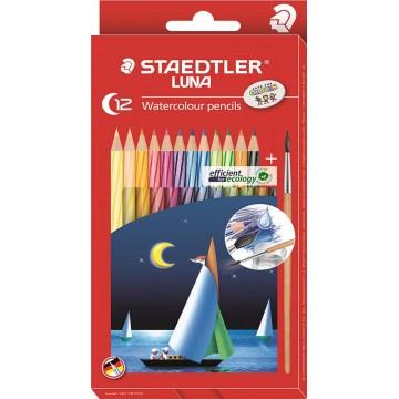 Staedtler Luna Watercolour Pencils 12'S