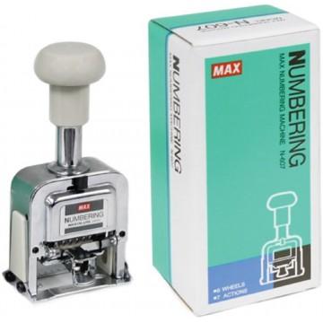 Max Numbering Machine N-607 6 Digits
