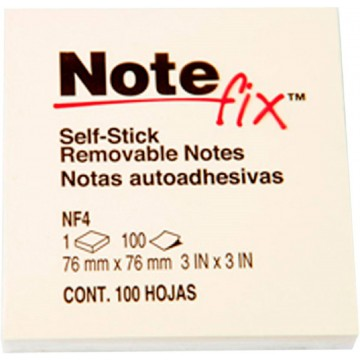 "3M Notefix NF4 (3"" x 3"")"