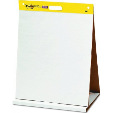 """3M Post-it Tabletop Easel Pad 563R (20"""" x 23"""")"""