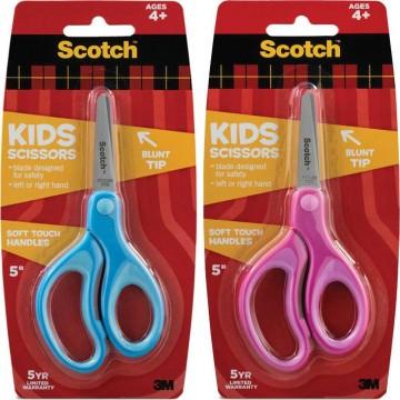 """3M Scotch Kids Scissors 5"""""""