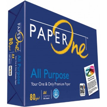 PaperOne All Purpose Copier Paper 80gsm A4