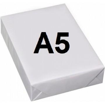 Copier Paper 80gsm 500'S A5