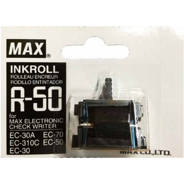 Max Cheque Writer EC-30A Ink Roller R-50