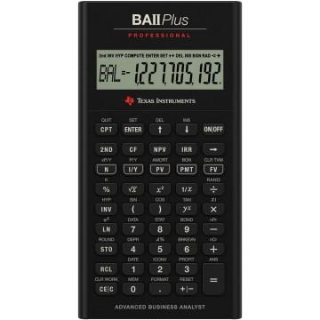 Texas Instruments Financial Calculator BA-II-Plus Professional
