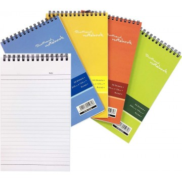 Shorthand Notebook 50'S (205 x 125mm)