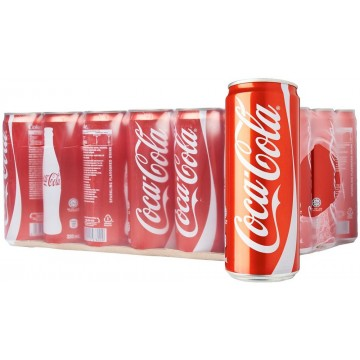 Coca-Cola Can Drink 24'S 320ml
