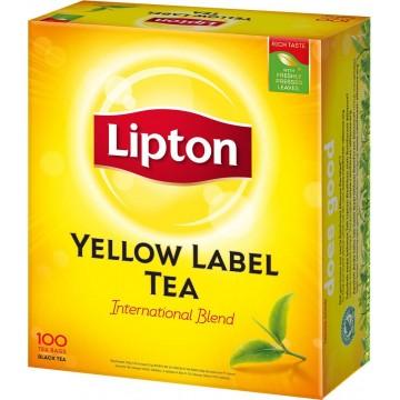 Lipton Yellow Label Tea 100'S 2g