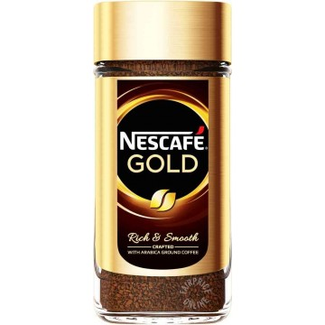 Nescafe Gold Blend Instant Soluble Coffee Jar 200g