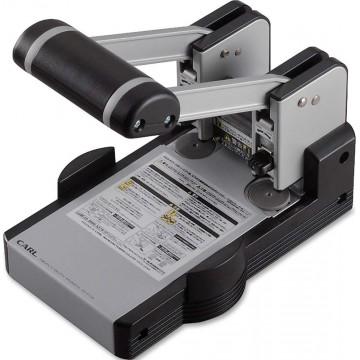Carl HD-410N Heavy Duty 2-Hole Punch 100 Sheets