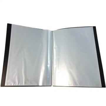 Pentex Clear Book File (20 Pocket) A3