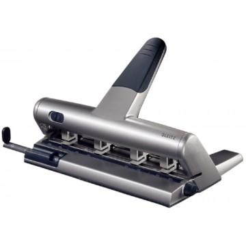 Leitz 5114 Heavy Duty Adjustable (1-6 Hole Punch) 30 Sheets