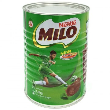 Milo Activ-Go Powder Tin 1.8kg