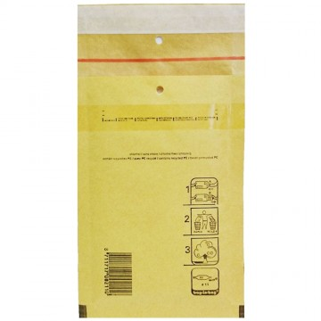 Bubble Padded Envelope No.11 (120 x 175mm) Peel & Seal