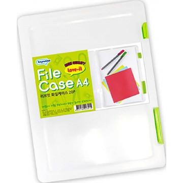 Kapamax Box File Case A4 20mm
