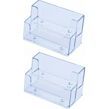 HnO 2-Tier Name Card Holder 2'S