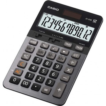 Casio Heavy-Duty Calculator (176  x 109 x 21mm) JS-20B 12 Digits