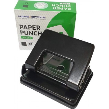 HnO 2-Hole Punch w/Guide