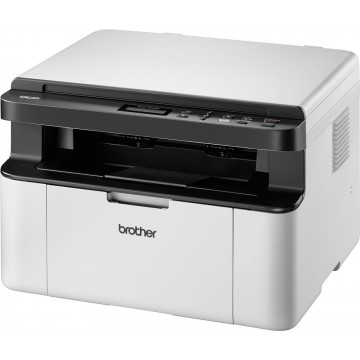 Brother 3-in-1 Monochrome Multi-Function Laser Printer DCP-1610W