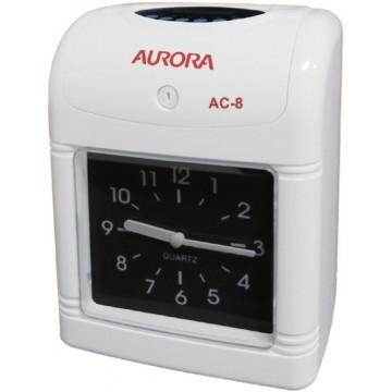 Aurora Office Time Recorder AC-8