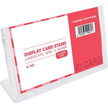 HnO Display Card Stand (90 x 55mm) Landscape