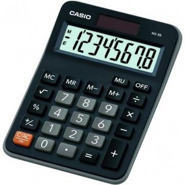 Casio Desktop Calculator (147 x 106.5 x 29mm) MX-8B 8 Digits