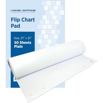 """HnO Flip Chart Paper (21"""" x 31"""") 50'S"""