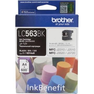 Brother Ink Cartridge (LC563BK) Black